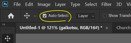 Auto-Selectの使い方